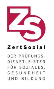Großes Logo von ZertSozial