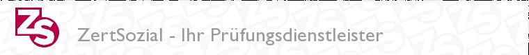 ZertSozial GmbH – Ihr Prüfungsdienstleister